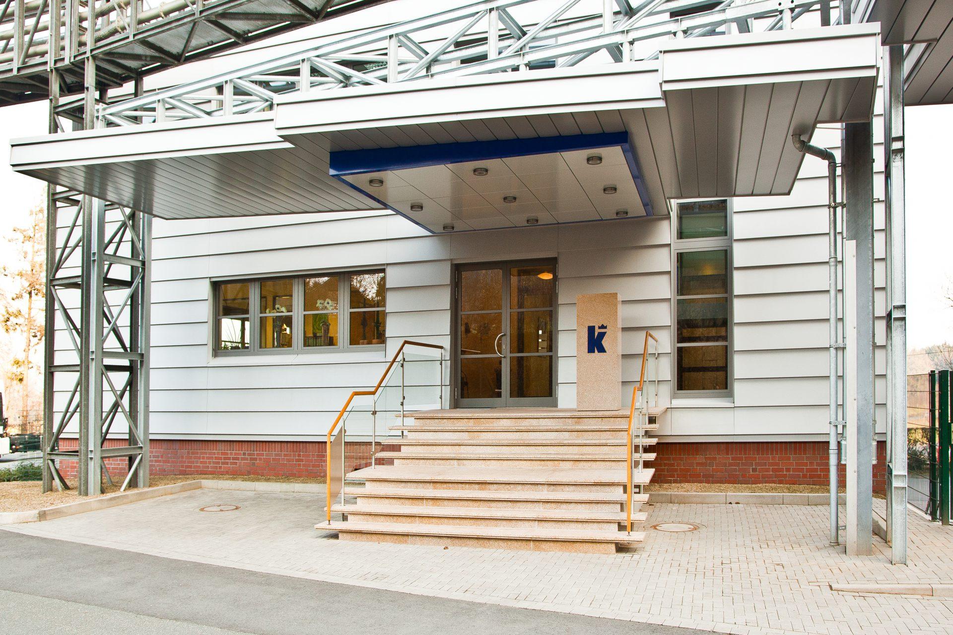 Eingang Kröner