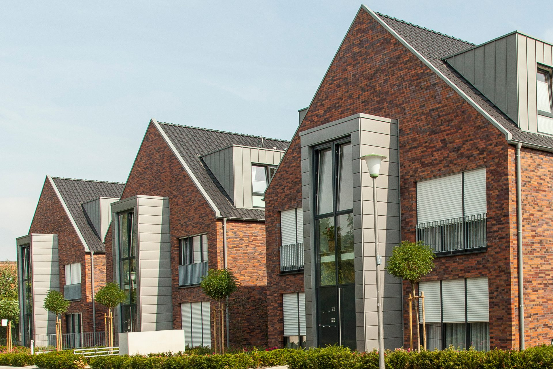 Mehrfamilienhäuser Münster